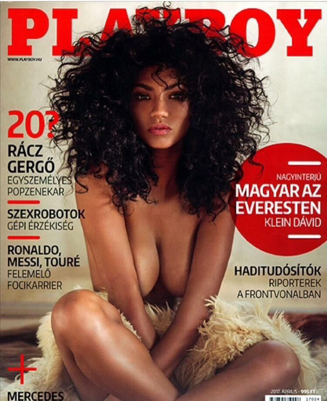La explosiva tapa de Kate Rodríguez en Playboy