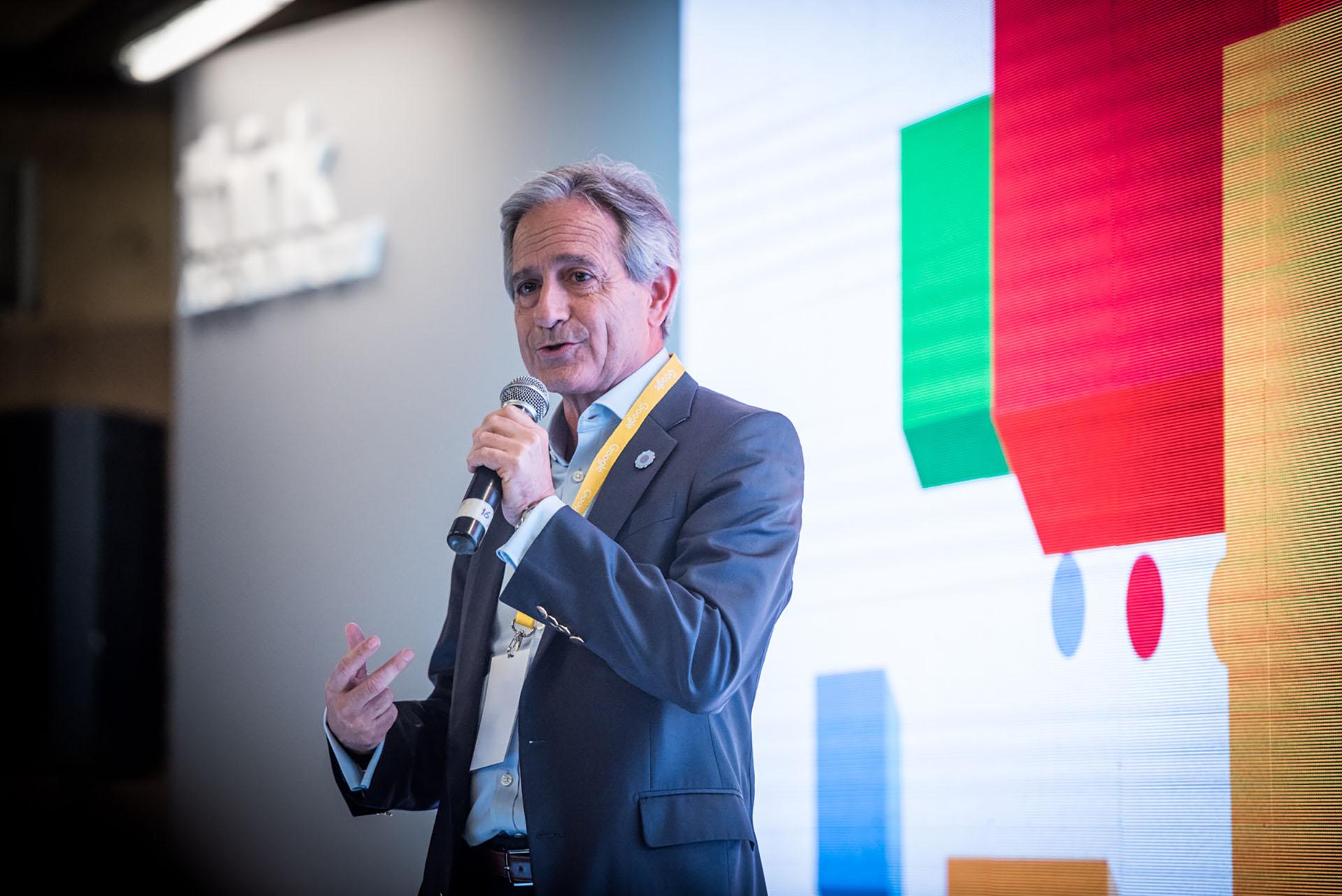 Andrés Ibarra, ministro de Modernización de la Nación habló sobre el plan de simplificación y transformación digital que se está llevando adelante desde el Gobierno