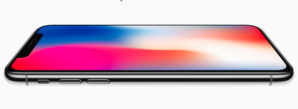 El iPhone X