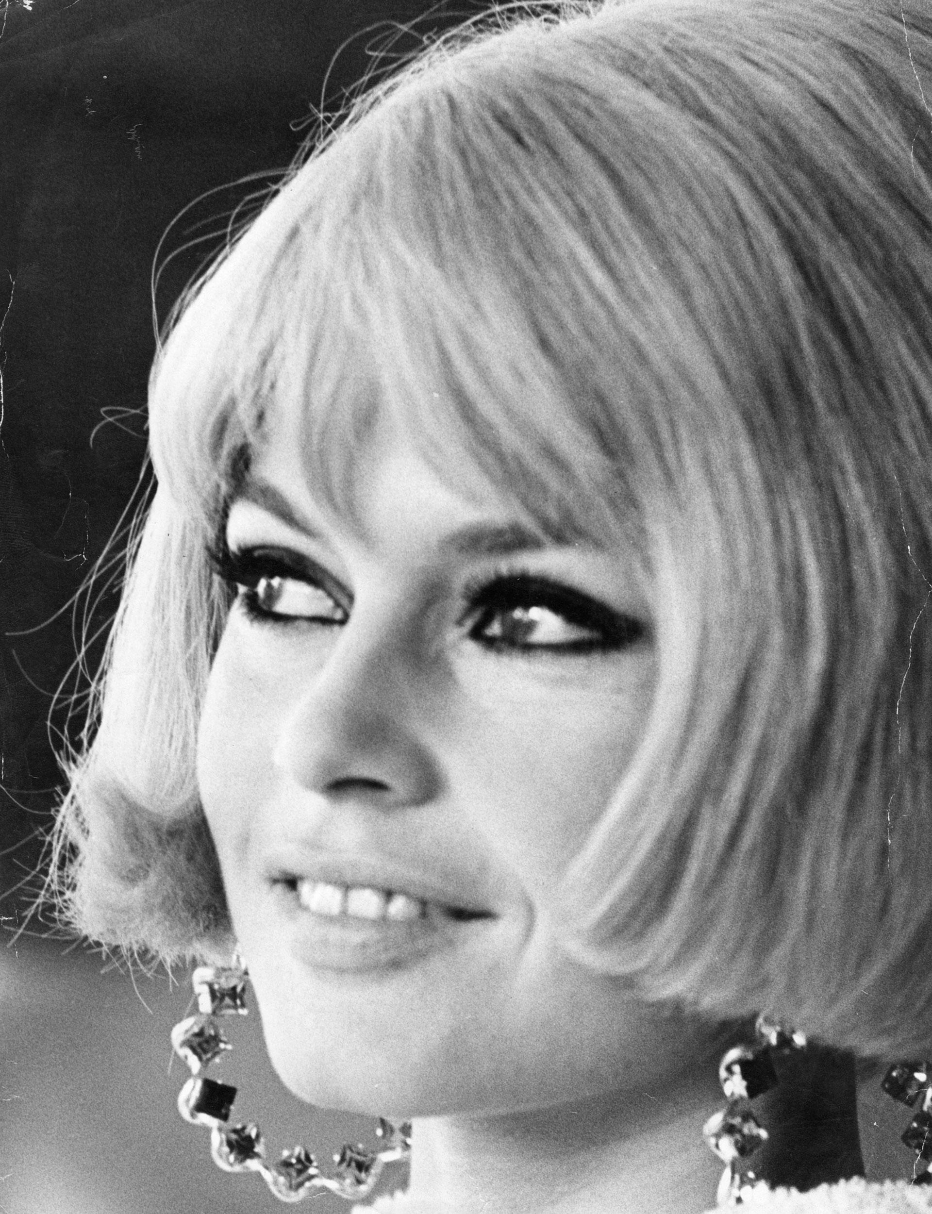 Brigitte Bardot instaló el flequillo estilo sauvage