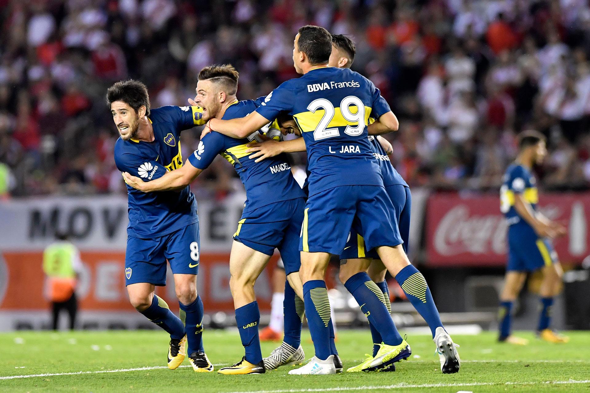 Boca apunta todos sus cañones a la Copa Libertadores 2018 (Télam)
