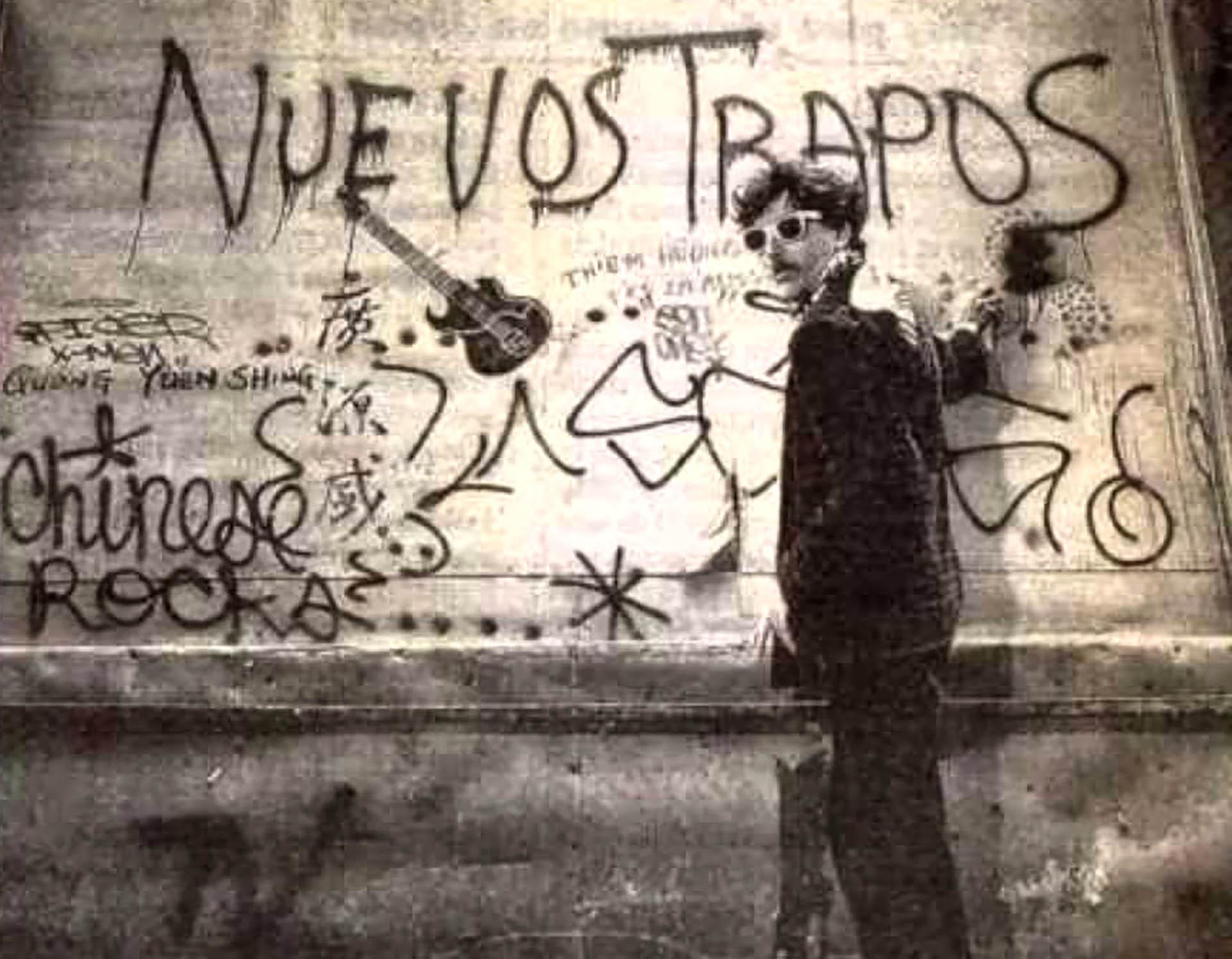"""Charly García presentaba Clics Modernos cuando estrenó en el Astros """"Cerca de la revolución"""""""