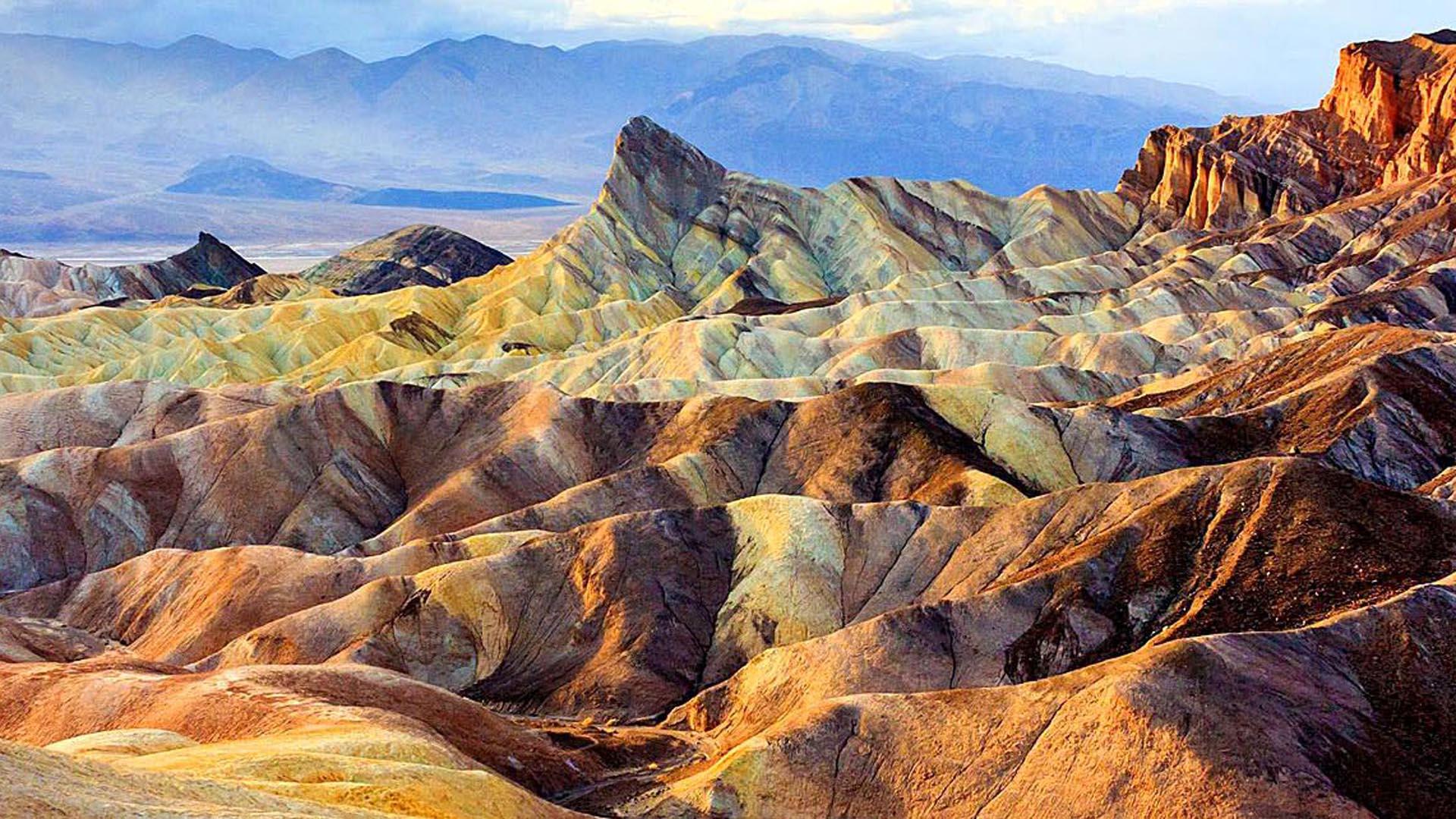Valle De La Muerte El Hermoso Infierno Que Conquista A Los