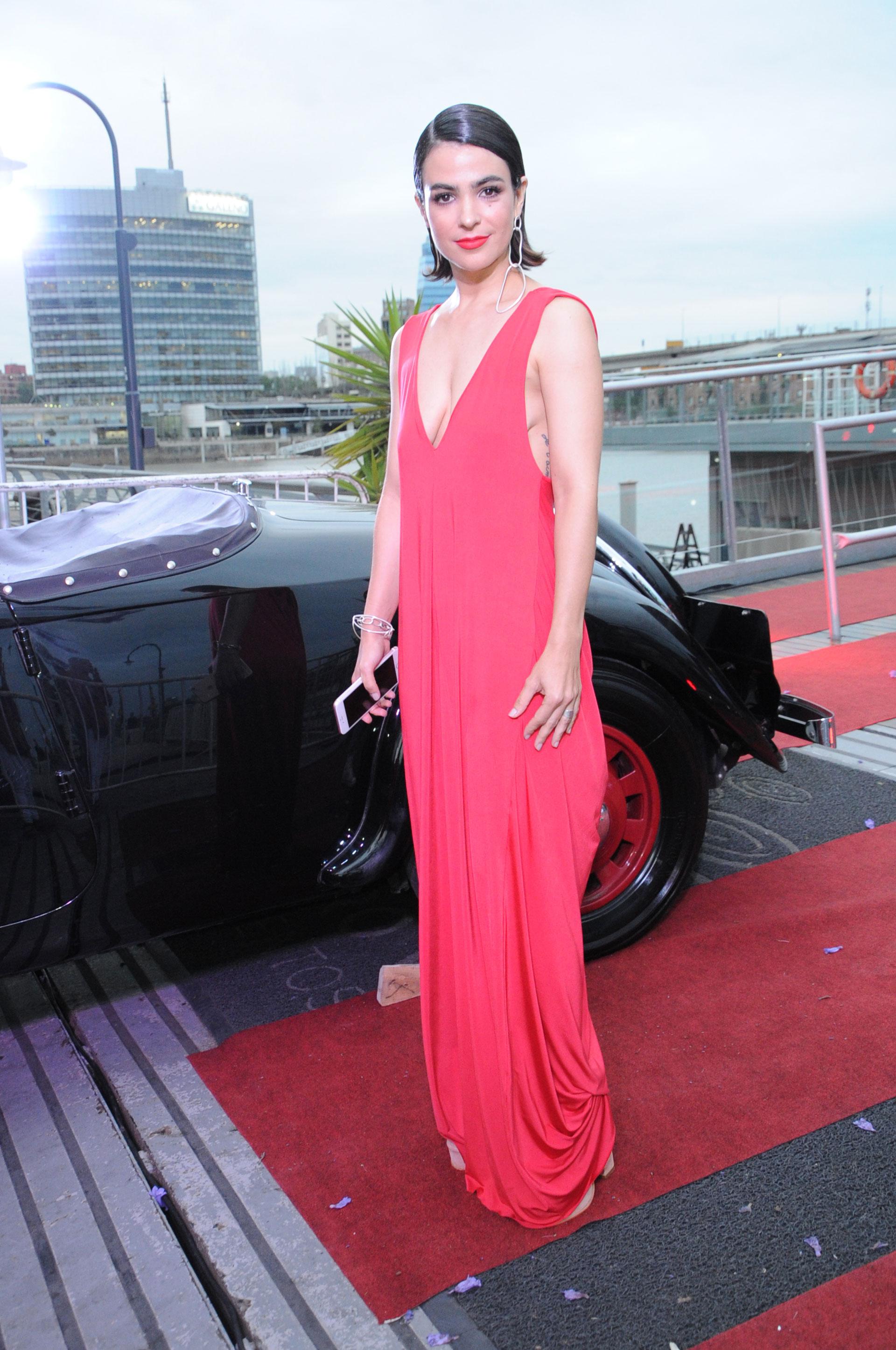 Glamour y sensualidad: cumbre de figuras en la gala de \
