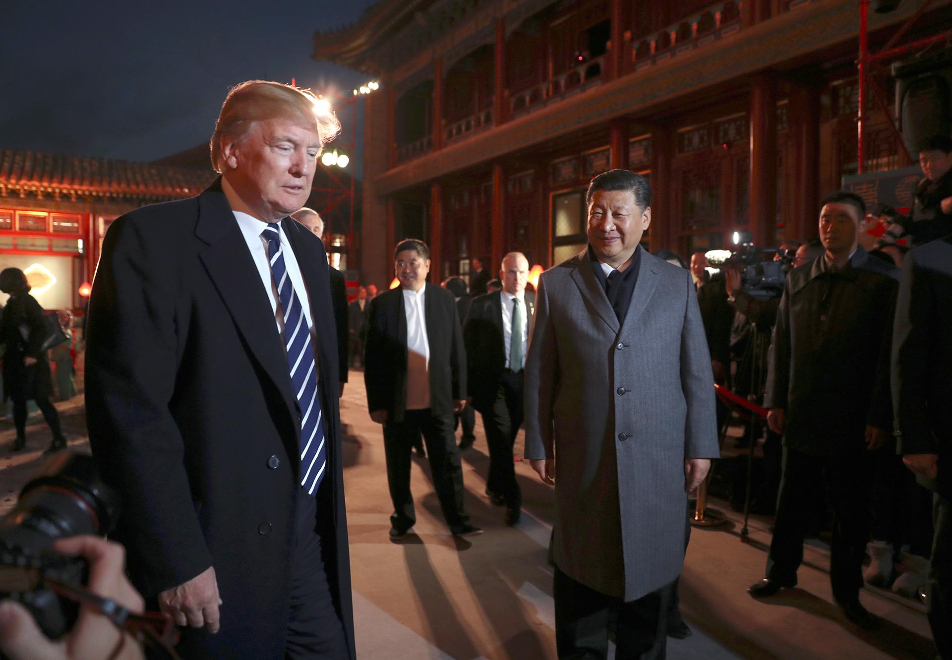 Trump cambia su postura sobre Corea del Norte
