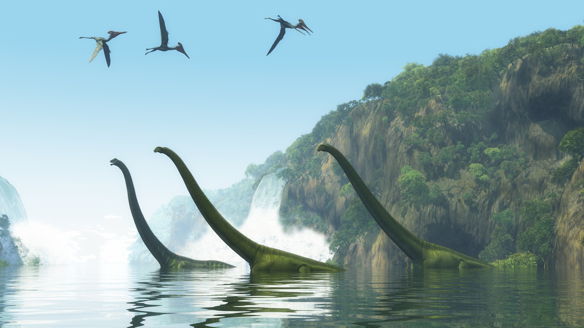 Los dinosaurios se extinguieron hace 65 millones de años. (Getty Images)