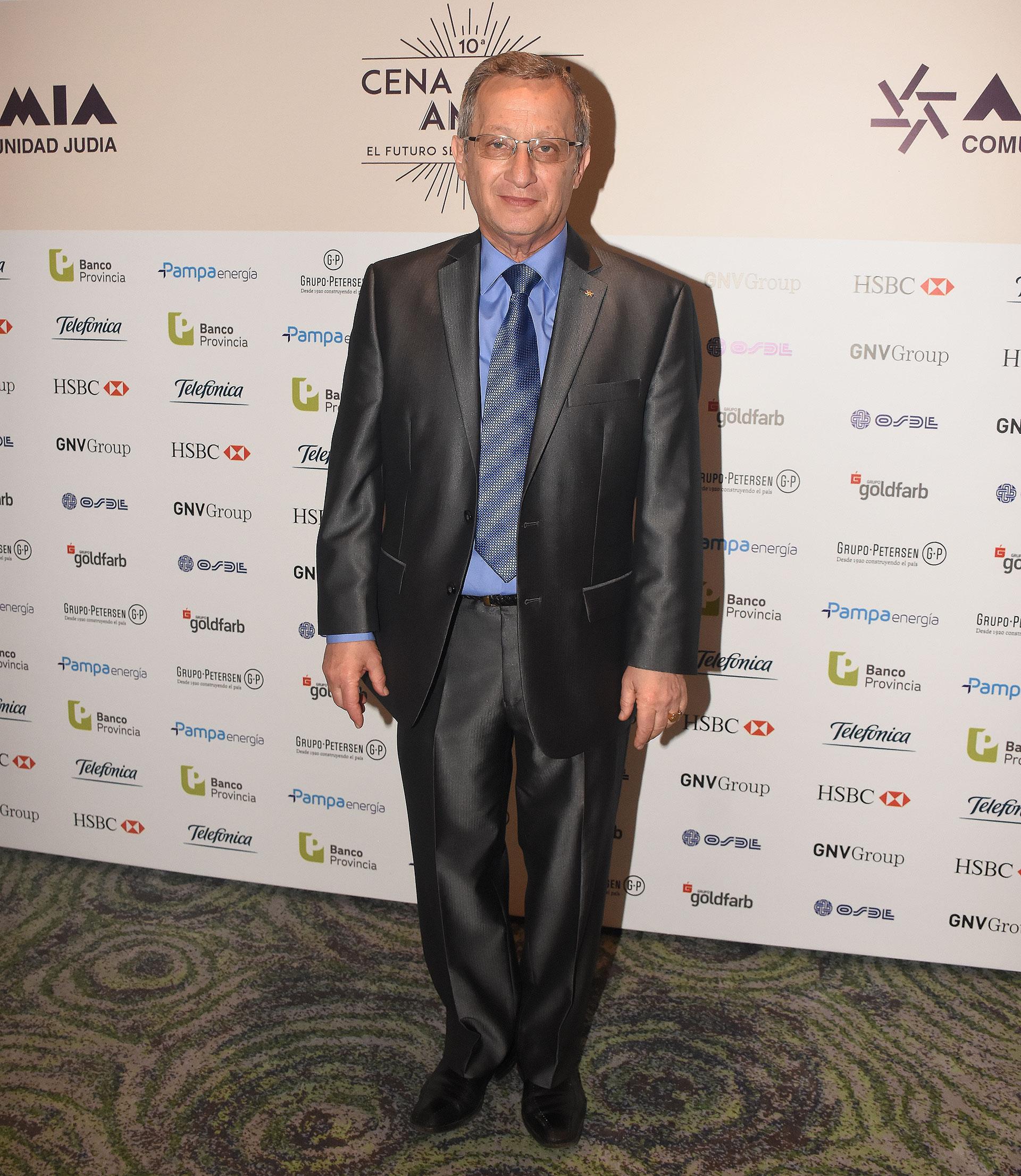 Guillermo Borger, ex presidente de AMIA