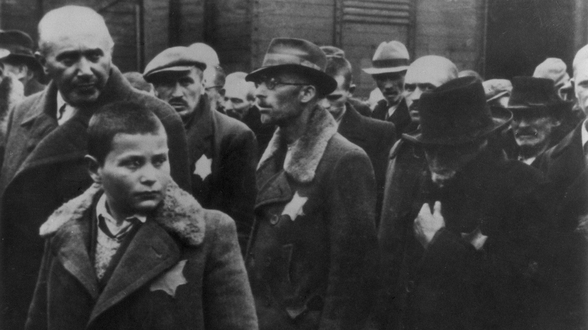 Cerca de 7.600 prisioneros fueron liberados por el Ejército Rojo el 27 de enero de 1945