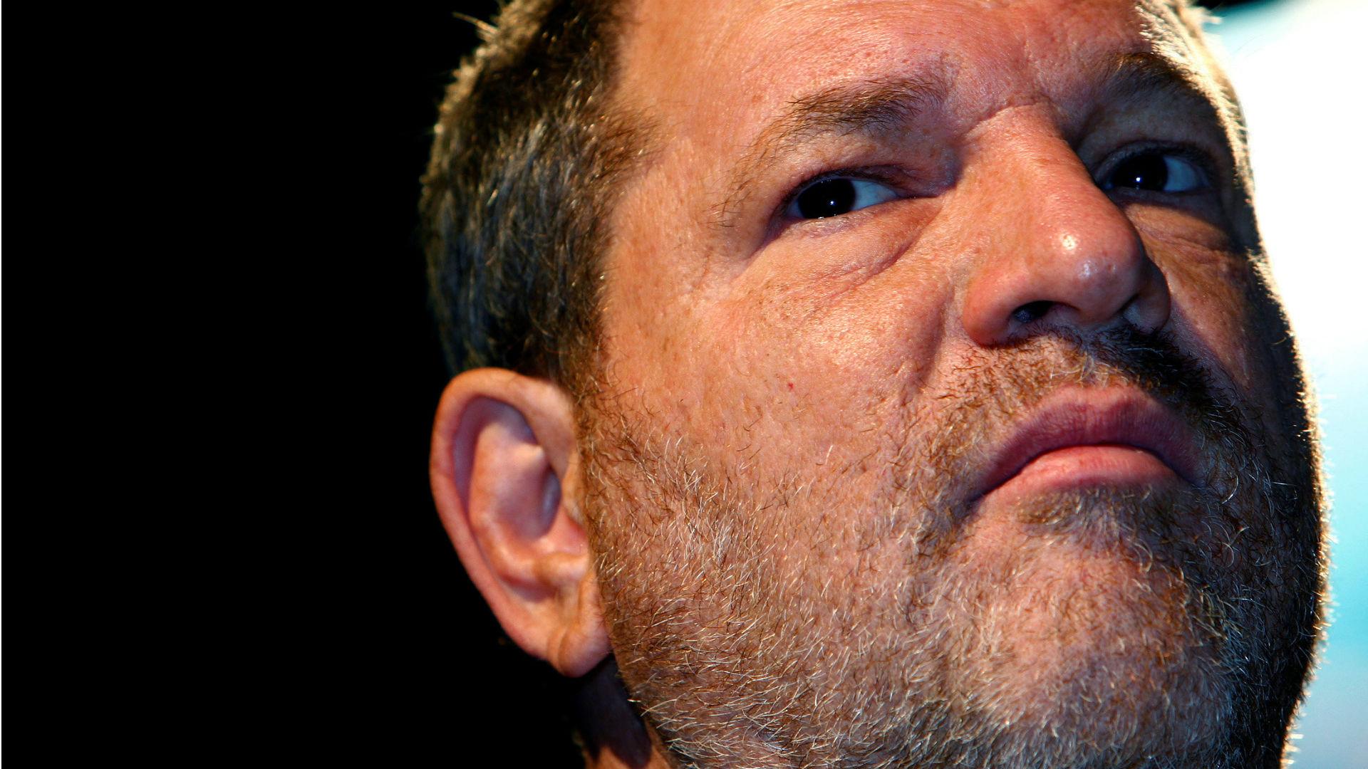 El productor Harvey Weinstein fue acusado por más de 80 mujeres de abuso y acoso sexual