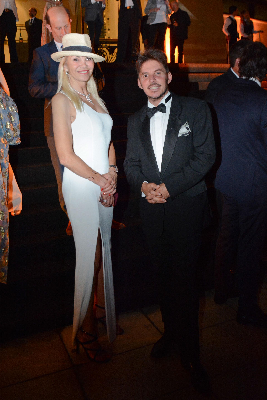 Delfina Frers y Gerard Confalonieri