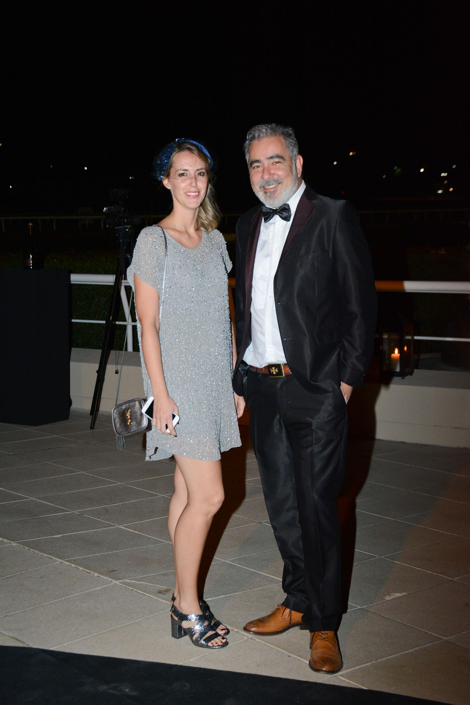 Malena Traverso y Emilio Xarrier
