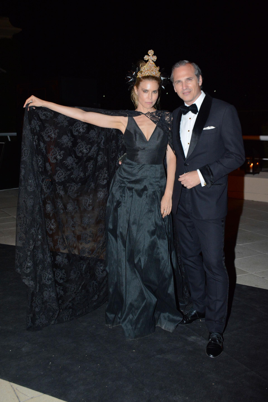 Julieta Kemble y Javier Iturrioz