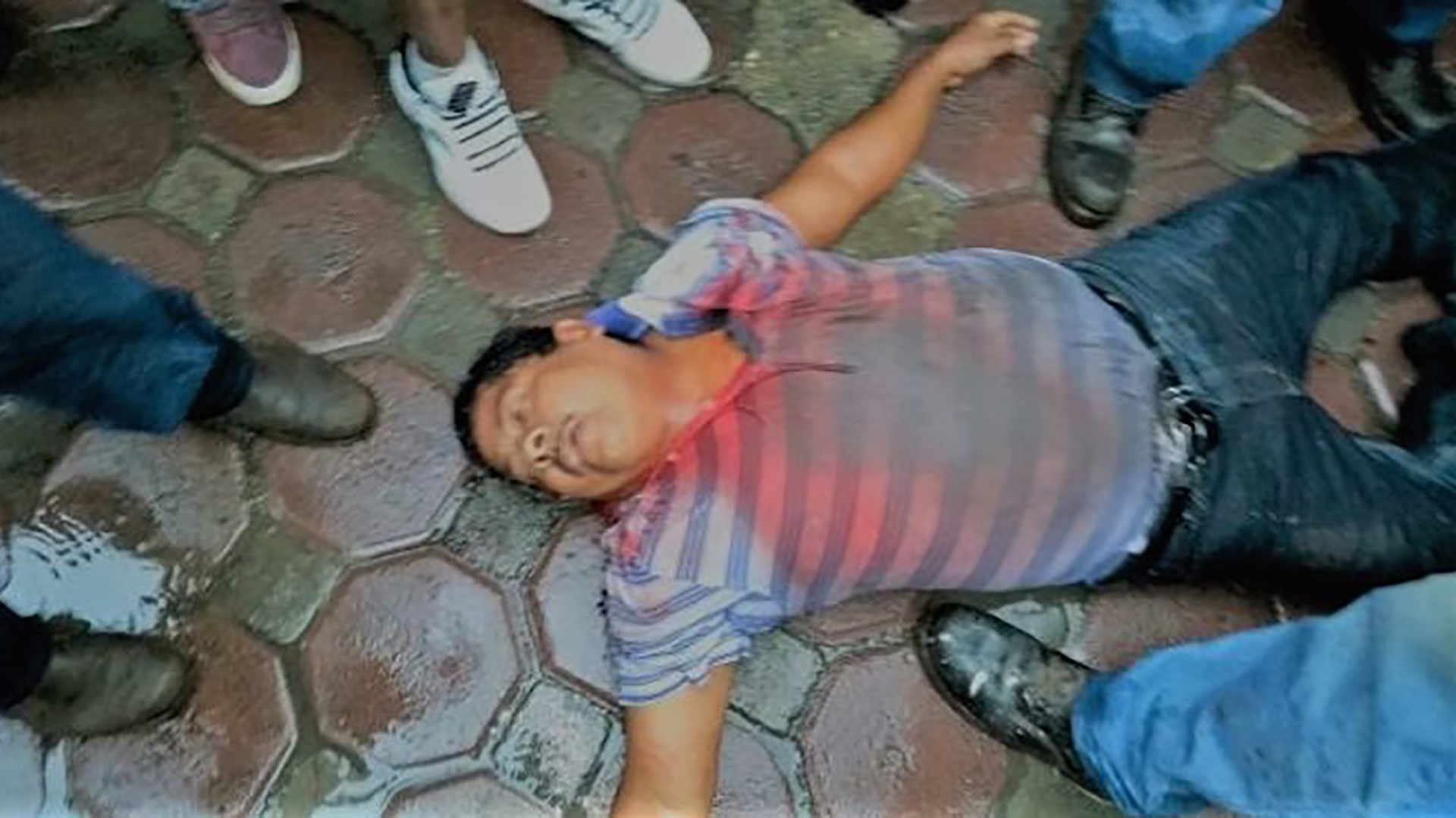 Así terminó el sindicalista Carlos A. Carrillo