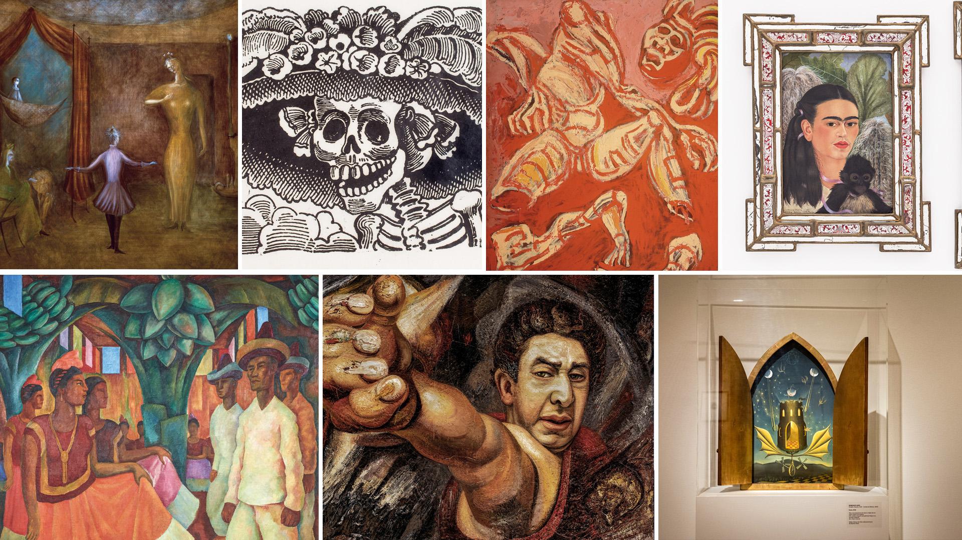 d927197b882e 7 obras imperdibles de la gran muestra de arte mexicano del siglo XX ...