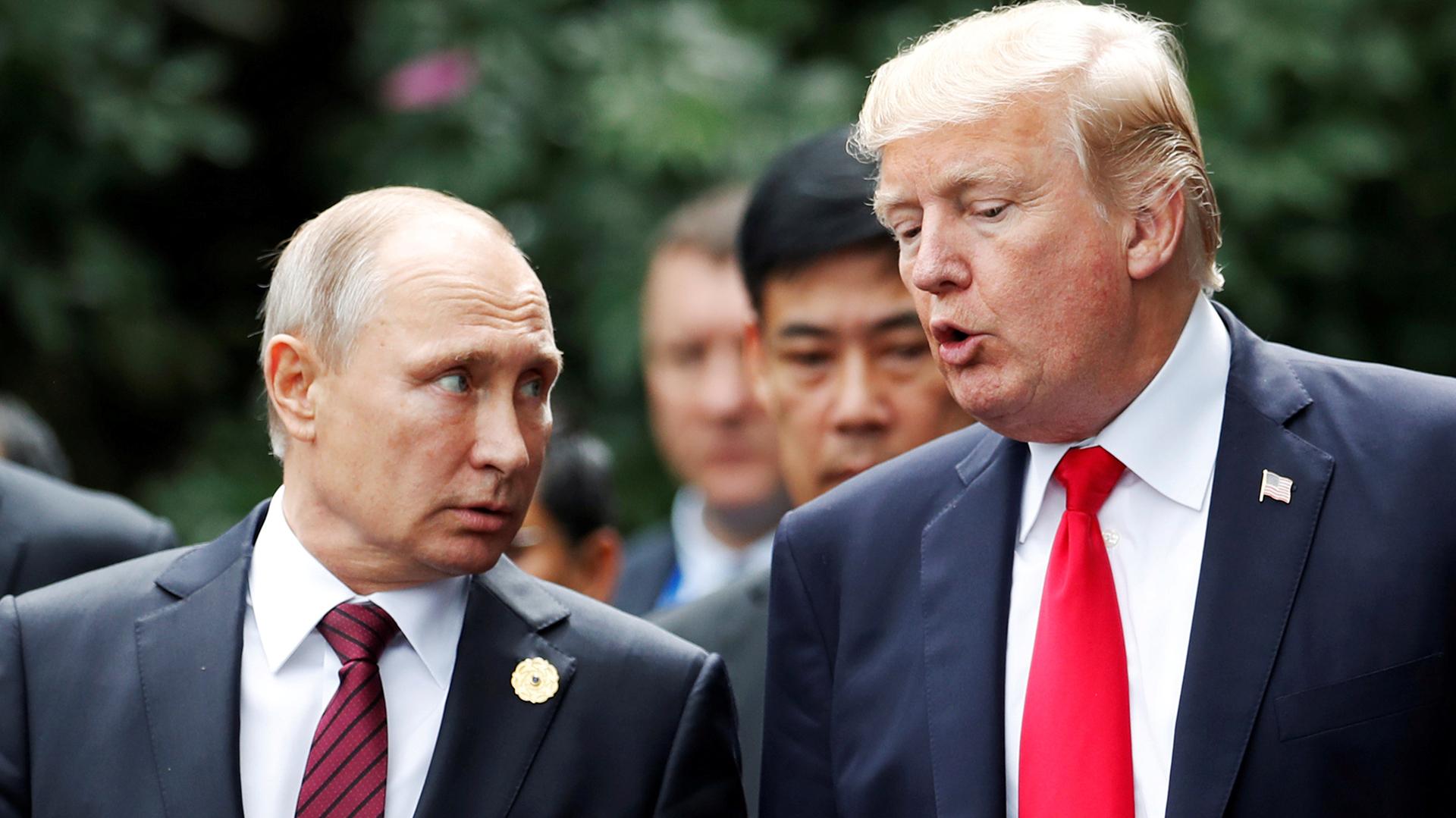 Las preguntas que tiene preparadas el fiscal Robert Mueller para Donald Trump
