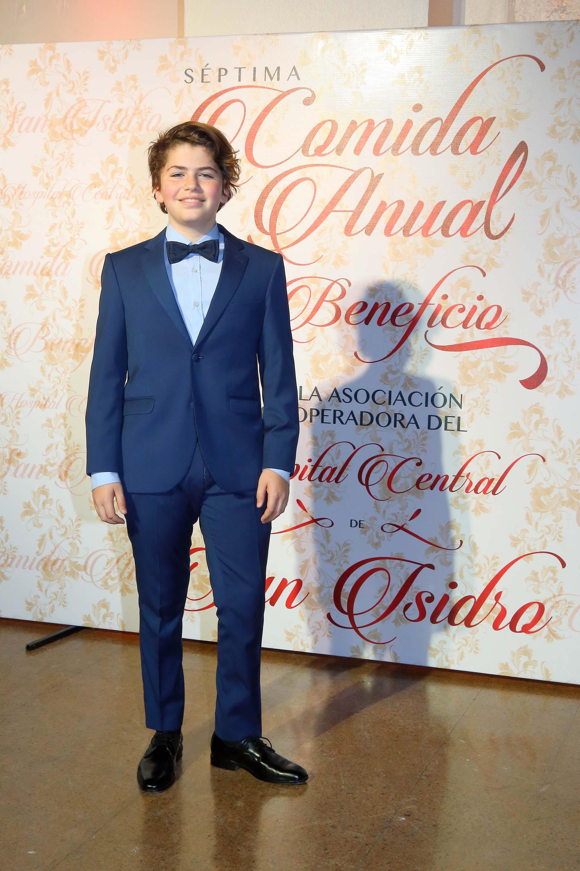 El tenor más joven del mundo, Martín Savi, ofreció un emotivo concierto