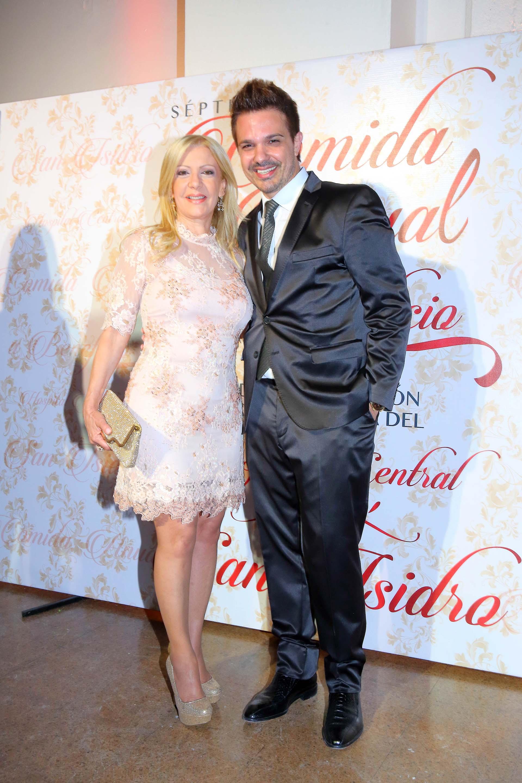 Susana Roccasalvo y Alejandro Viñas
