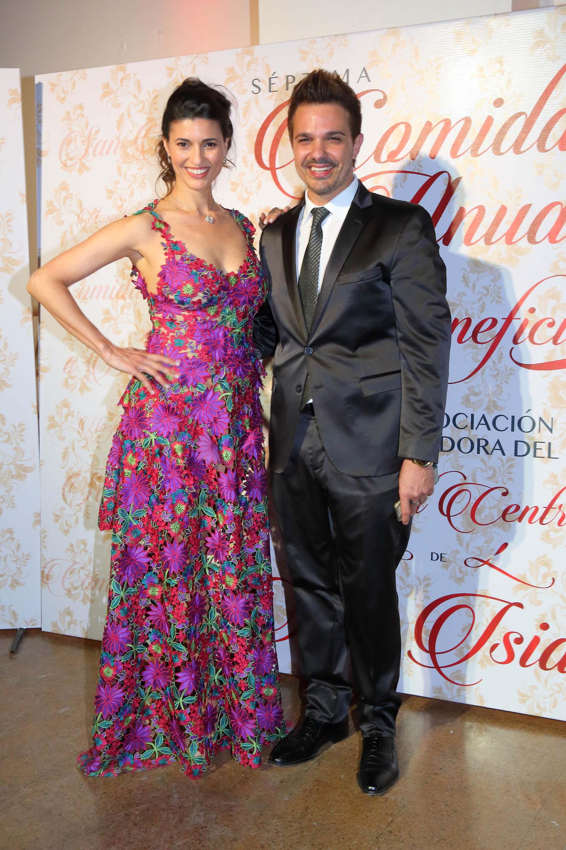 Verónica Perdomo y Alejandro Viñas