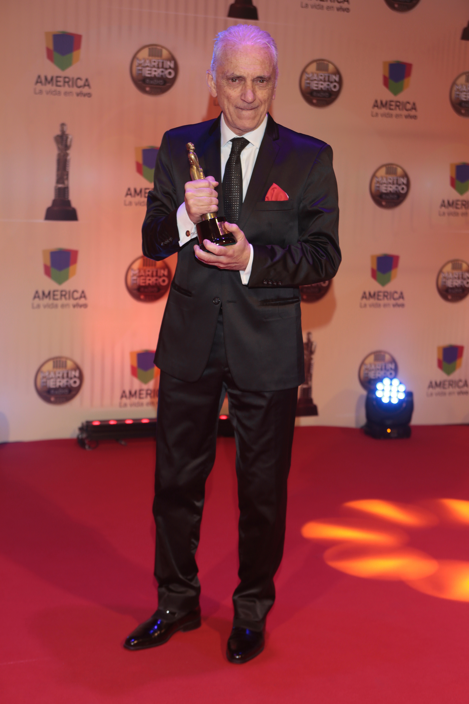 "Walter Nelson, ""Mejor Relator Deportivo"" (La Red)"