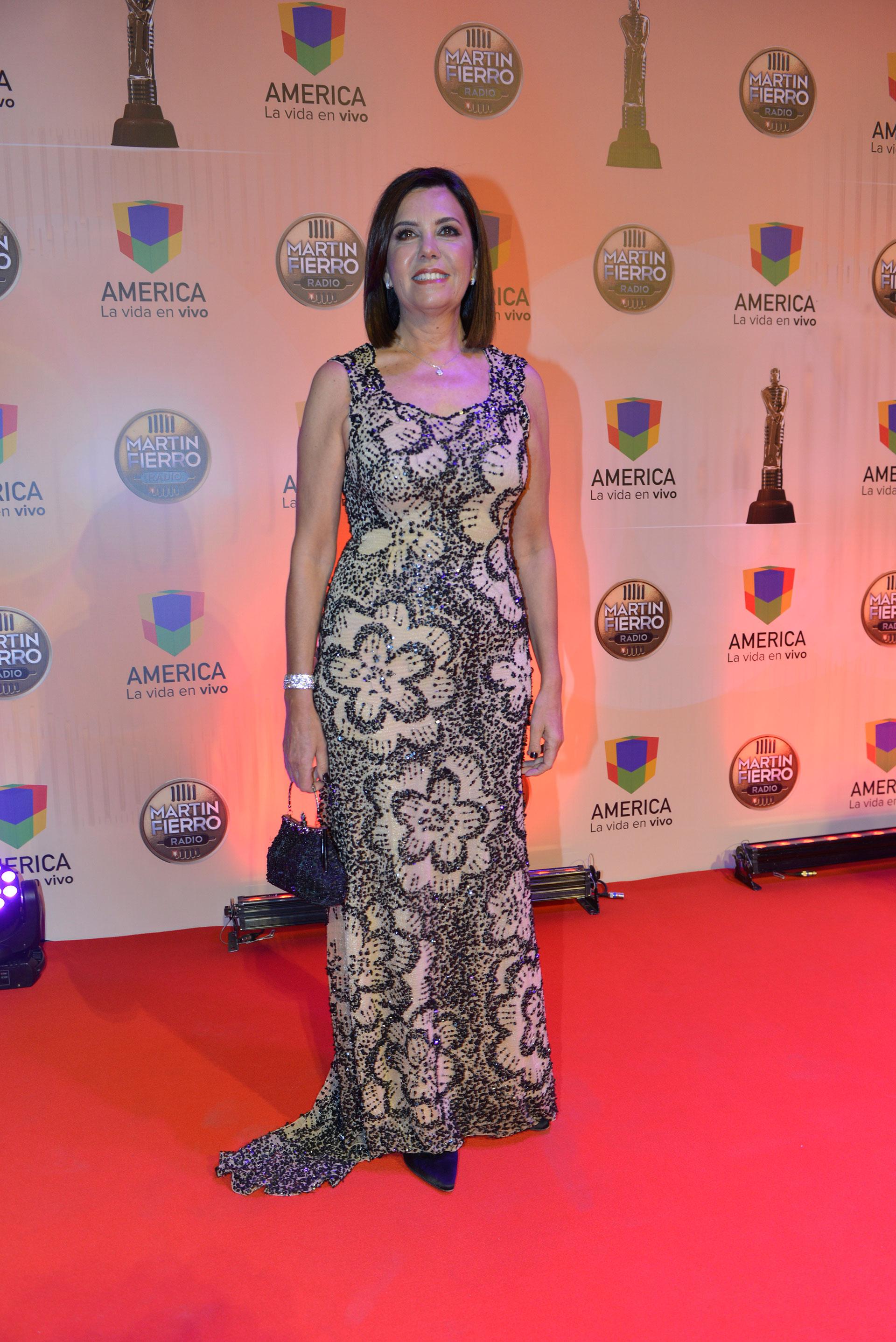 Liliana Parodi, gerente de programación de Grupo América.