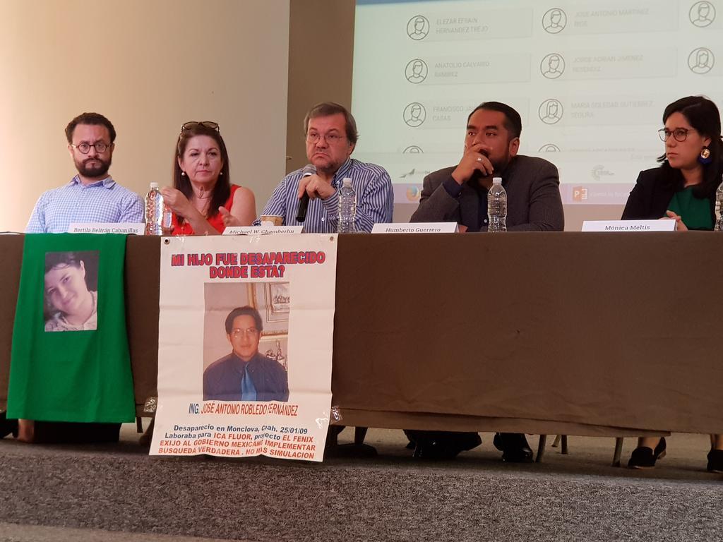 La organización civil Data Cívica se dio a la tarea de devolverle su identidad a los desaparecidos del fuero común que integran el Registro Nacional de Personas Extraviadas y Desaparecidas (RNPED)