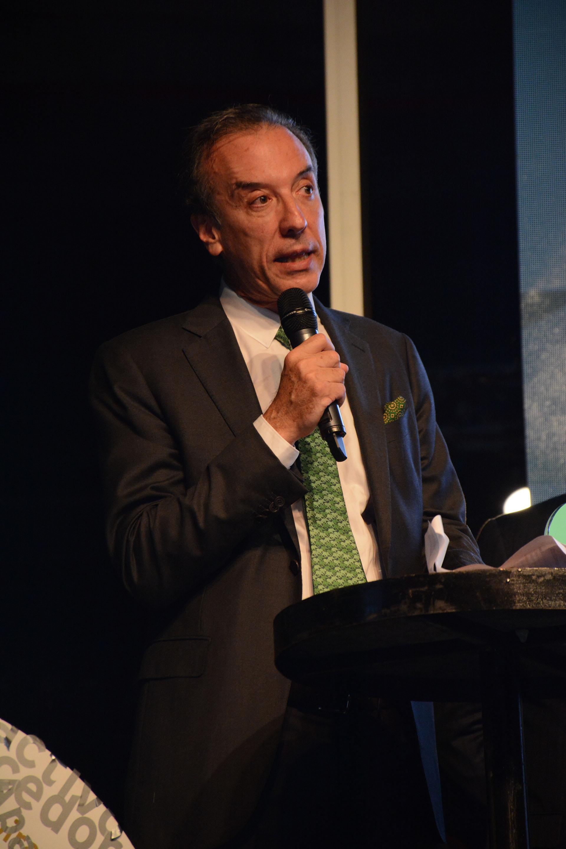 El presidente del Banco Supervielle, Patricio Supervielle, fue premiado como Empresario Emprendedor del año