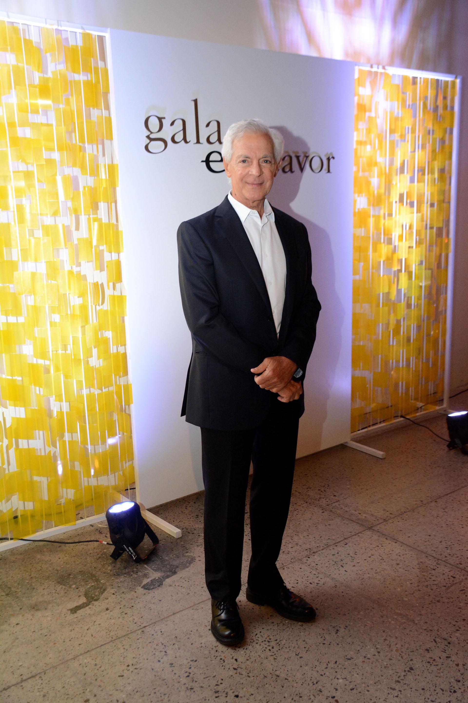 El empresario Eduardo Costantini estuvo presente otro año más en la Gala Endeavor Argentina