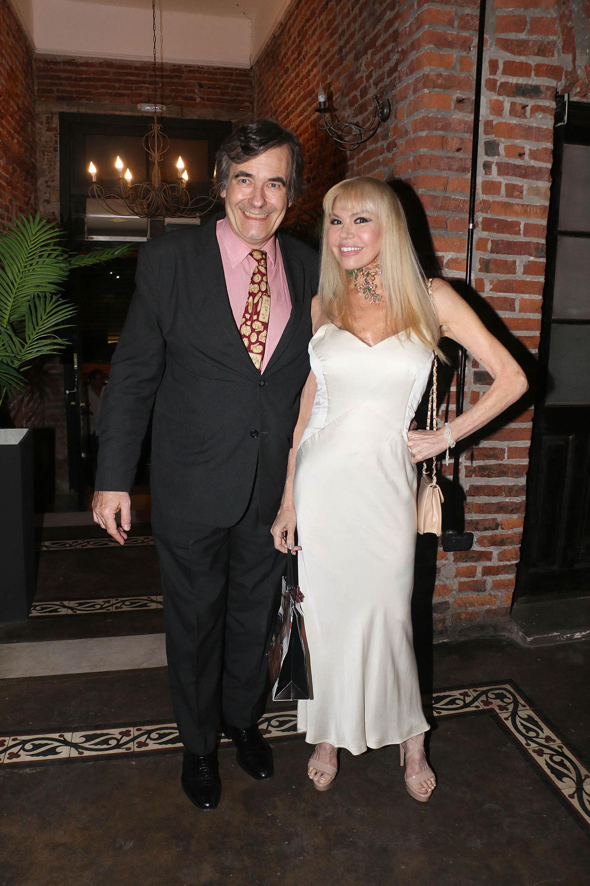 Adriana Aguirre y Ricardo García