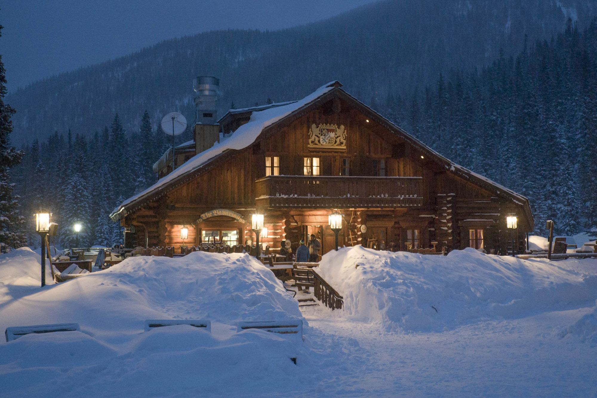 """""""The Bavarian"""" es un pequeño reducto alemán en medio del suroeste estadounidense en Taos (New Mexico) (Taos Ski Valley/The Washington Post)"""