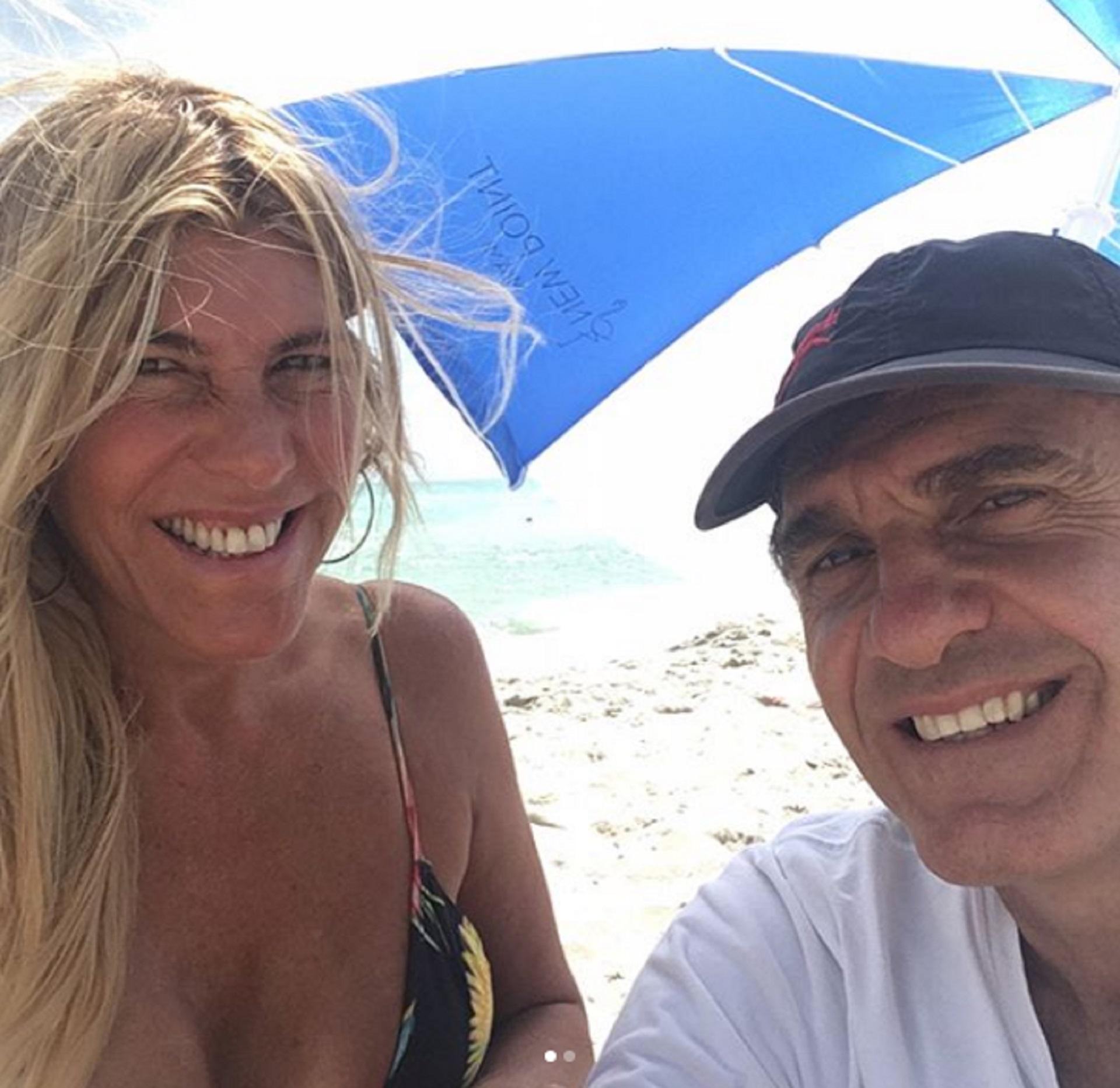 Nancy Otero y Oscar Ruggeri