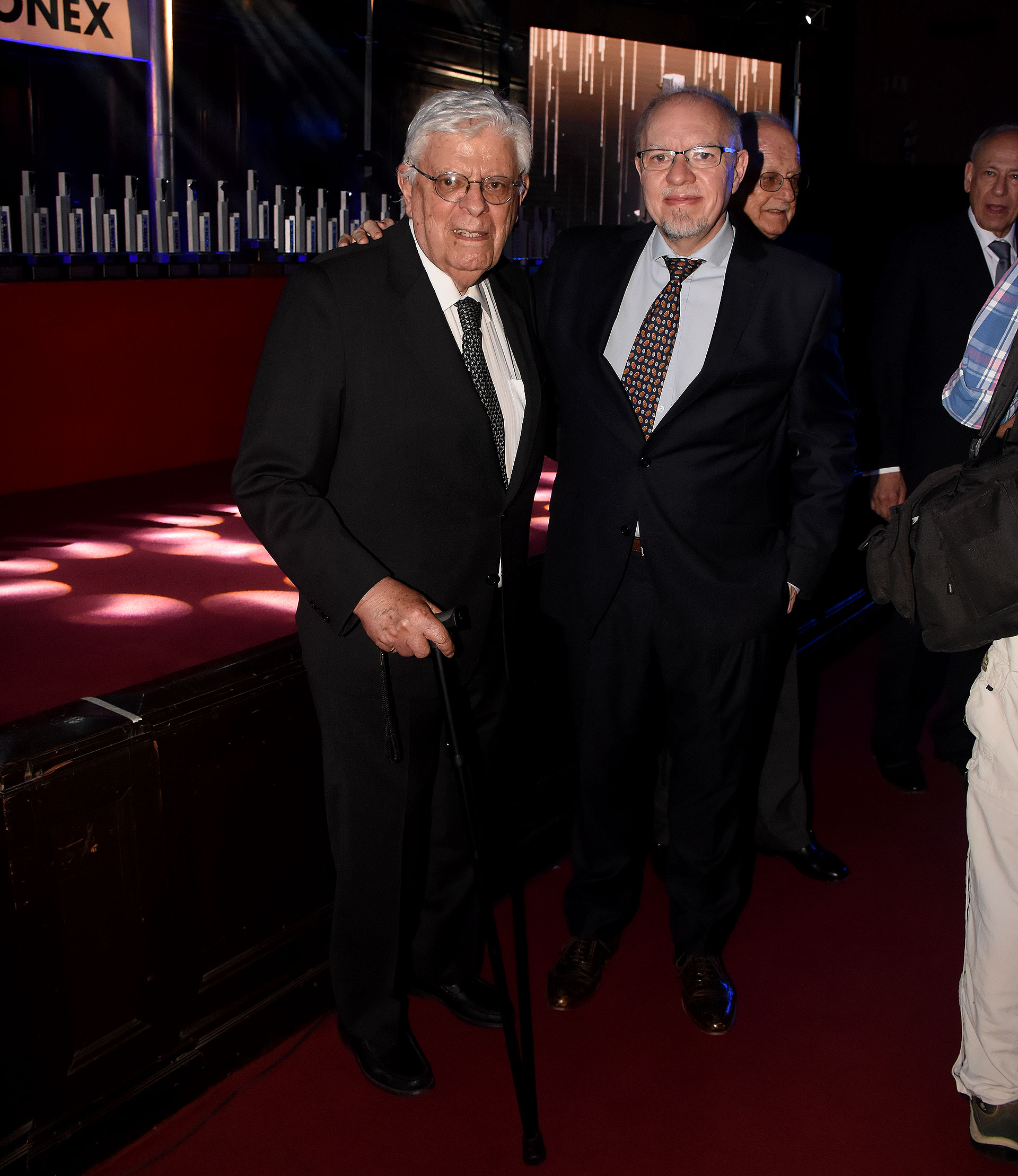 Hermenegildo Sábat y Jorge Fernández Díaz