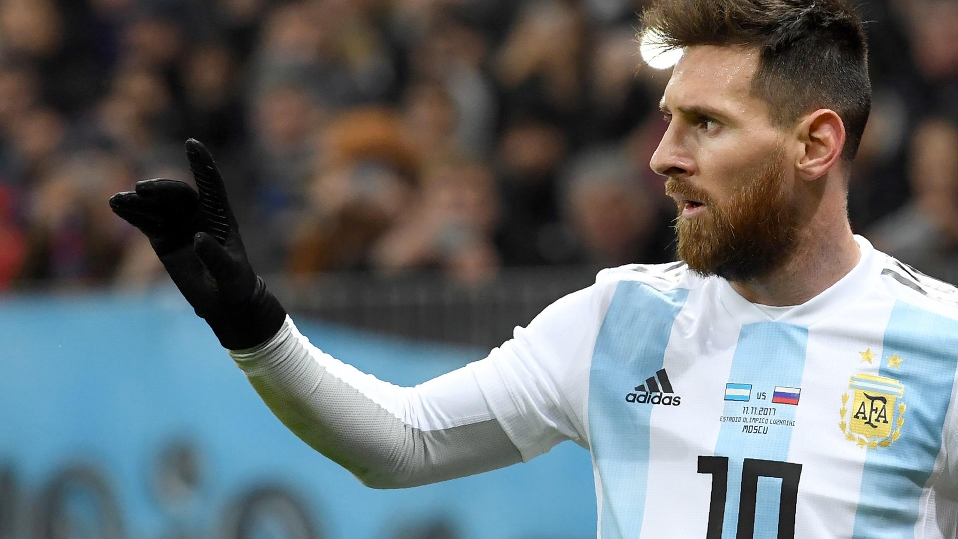 El capitán de la Selección se ilusiona con levantar la Copa del Mundo en Rusia (AFP / Kirill Kudryavtsev)