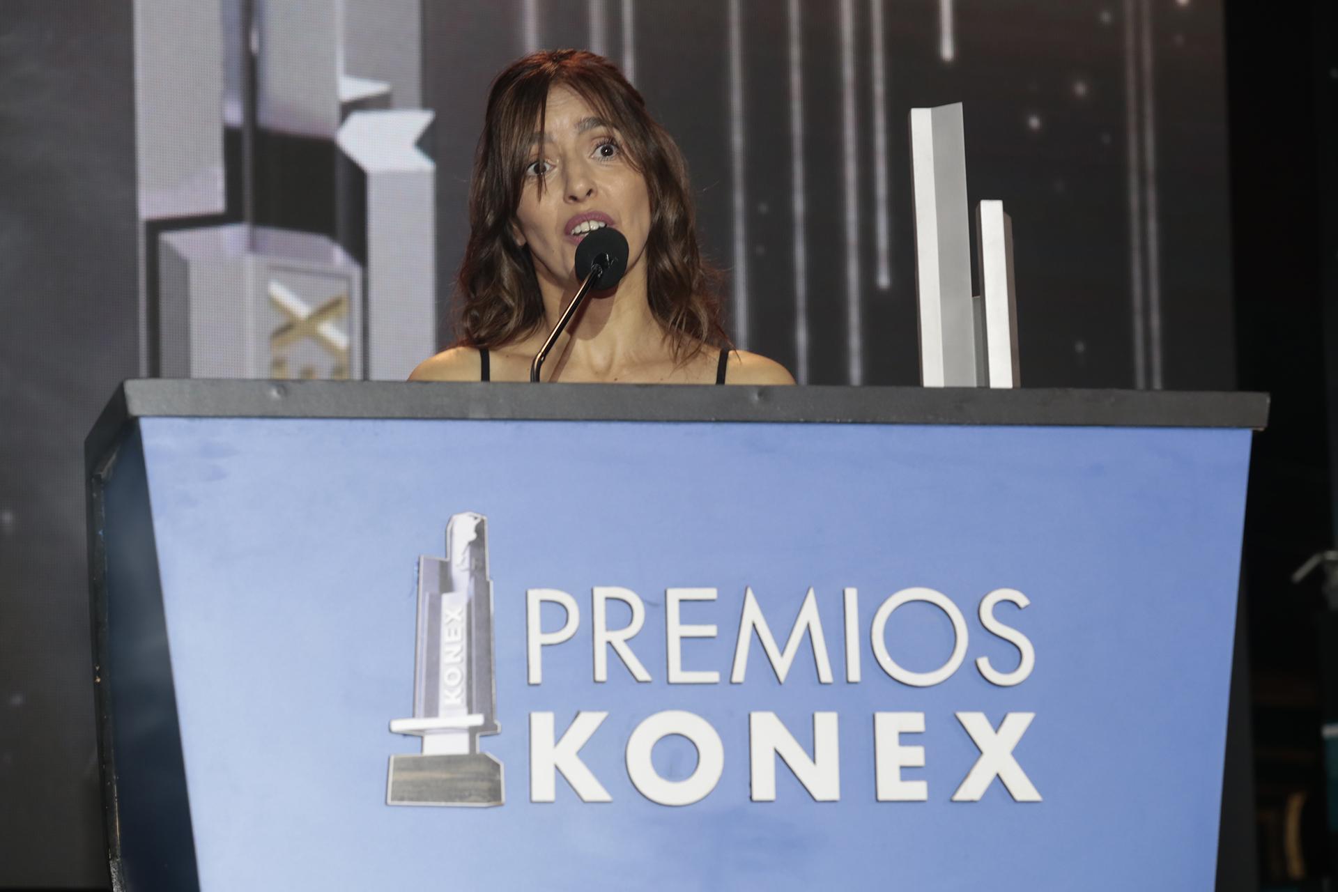 Irene Amuchástegui, Konex de Platino en Música Popular