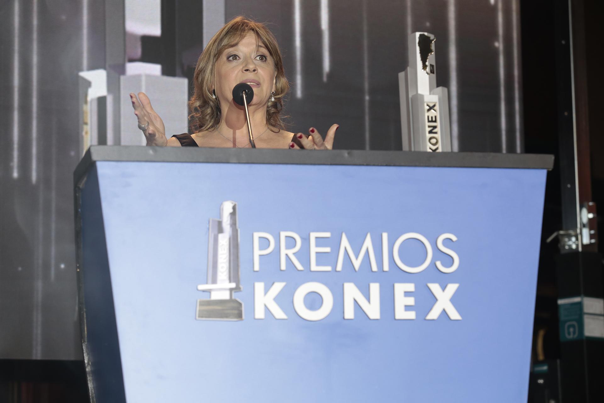 Hinde Pomeraniec, editora de Infobae Cultura