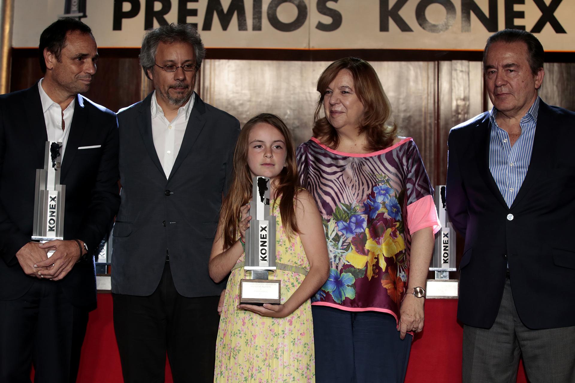 Pablo del Campo y Juan Cabral (estuvo ausente y lo recibió su familia) ganaron el Premio Konex de Platino en la categoría Publicitaria