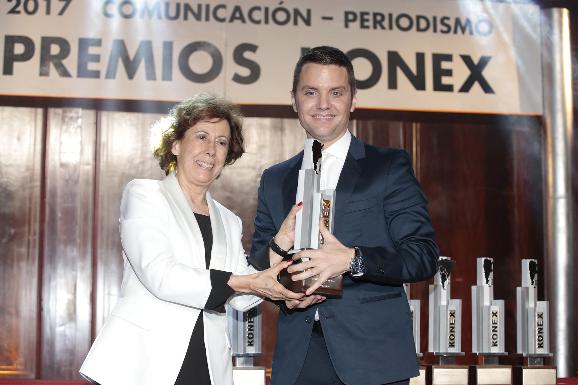 Clara Mariño y Santiago Del Moro