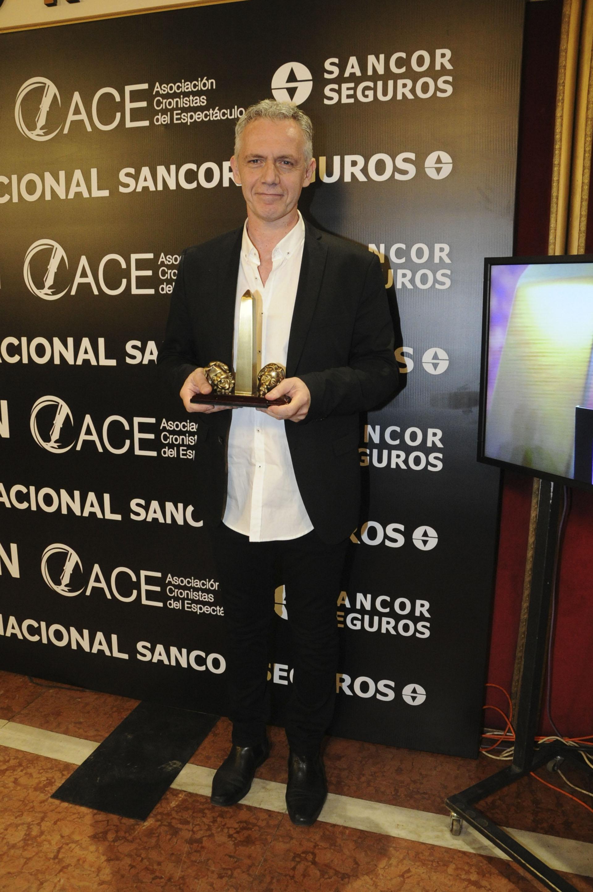 """Gerardo Gardelin obtuvo un premio por la Dirección Musical de """"Sugar"""""""