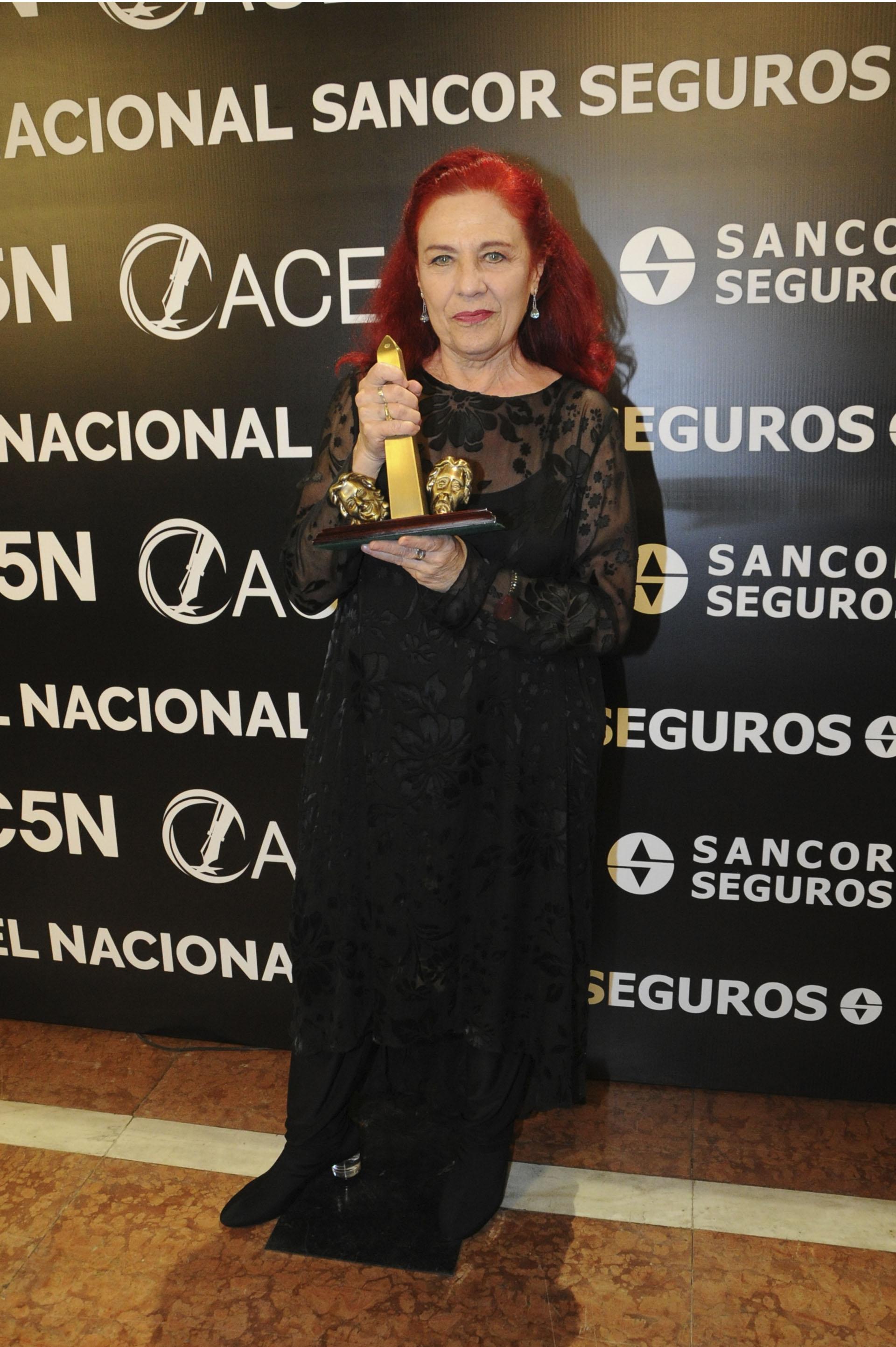 """Renata Schussheim fue reconocida por el vestuario de """"Sugar"""""""