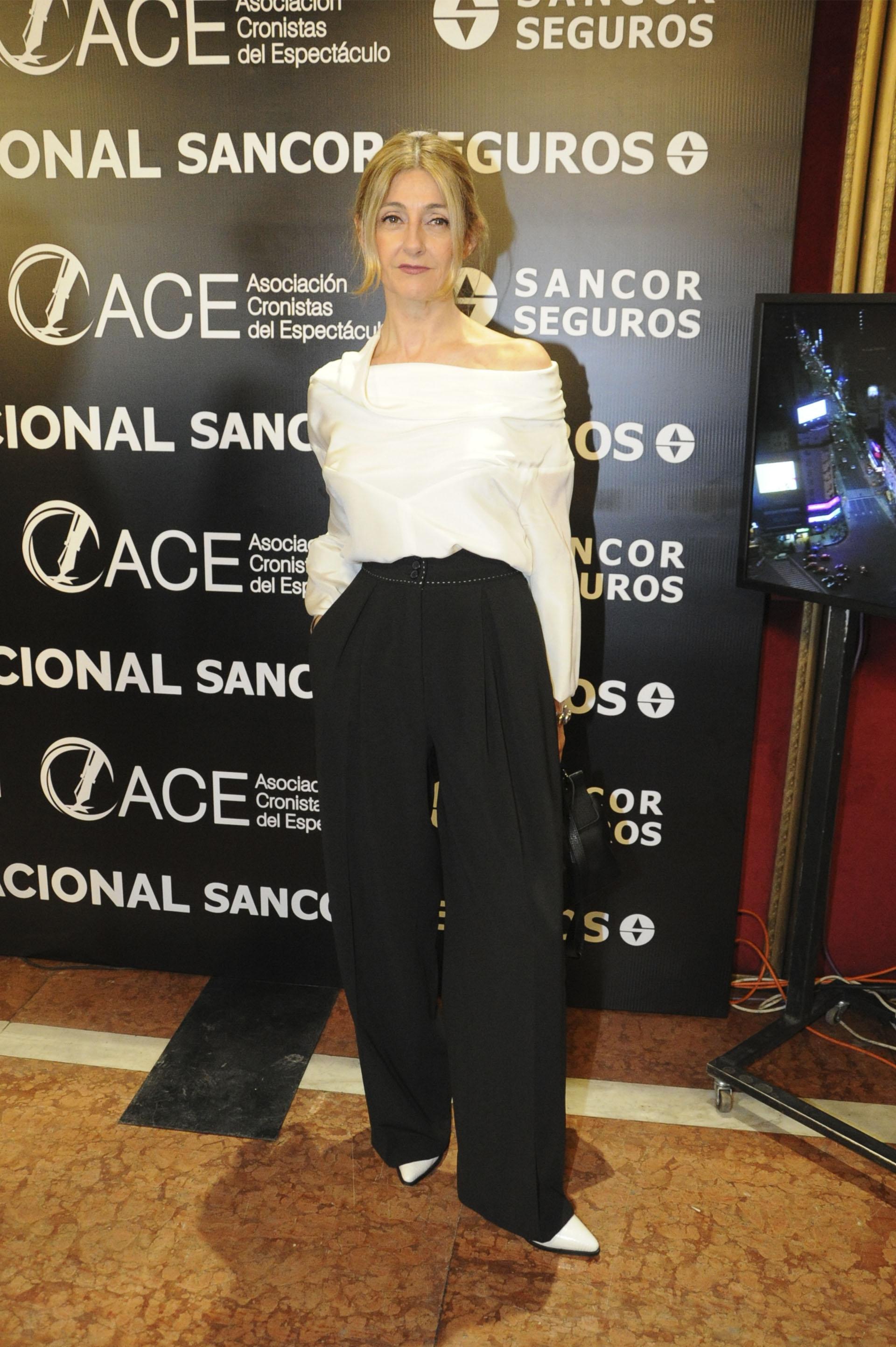 Los Looks De Las Figuras En Los Premios Ace Infobae