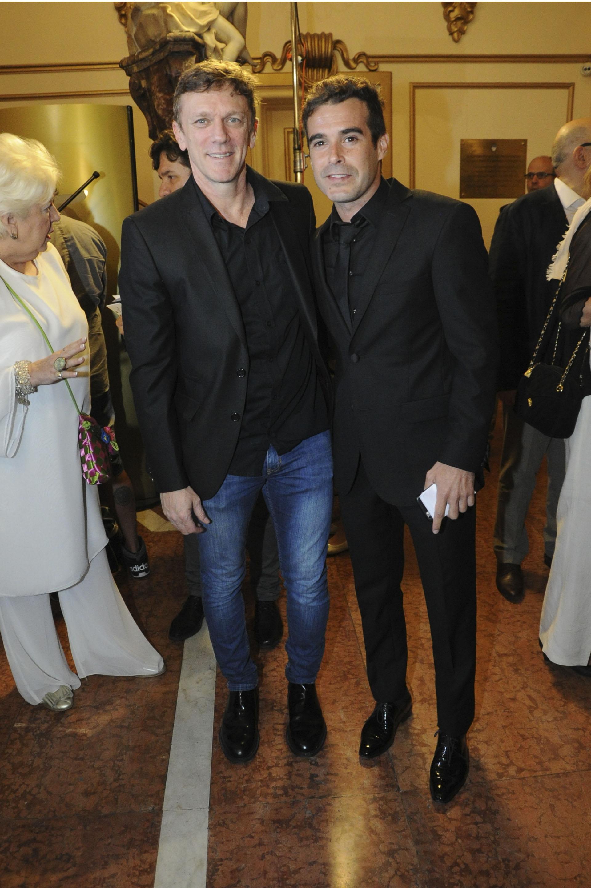 Federico D'Elía y Nico Cabré