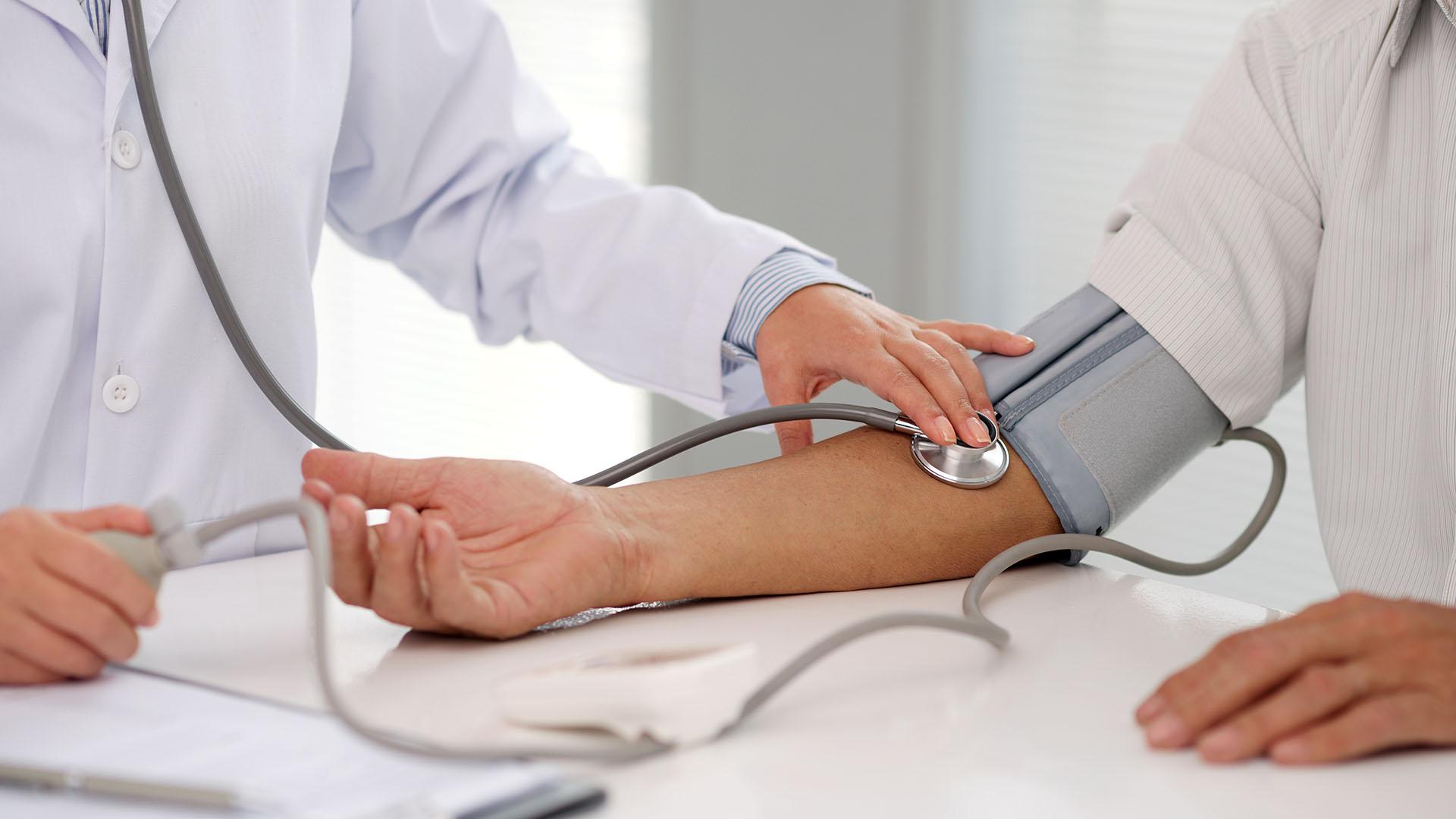 Uno de cada tres argentinos padece hipertensión (Getty)
