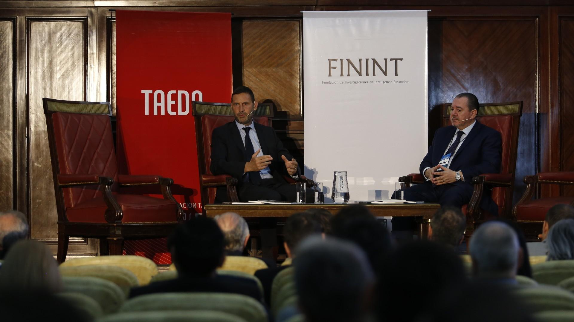 Juan Félix Marteau y Mario Montoto