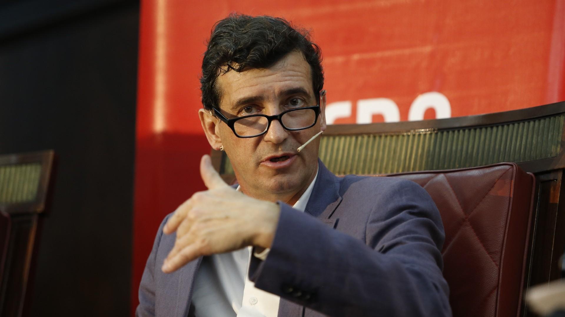 Marcos Novaro, profesor de Ciencia Política de la UBA e investigador del Conicet