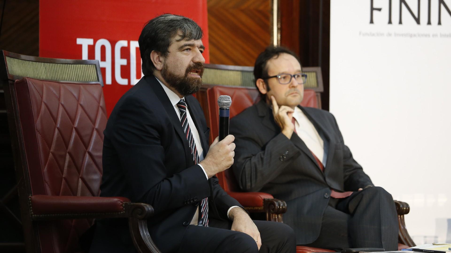 El periodista Hernán de Goñi