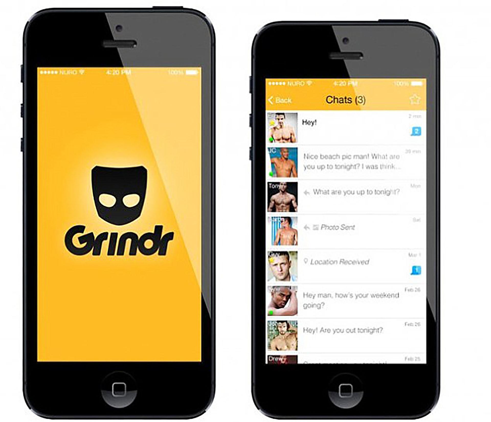 Grindr, la app de la comunidad gay para concretar citas sexuales