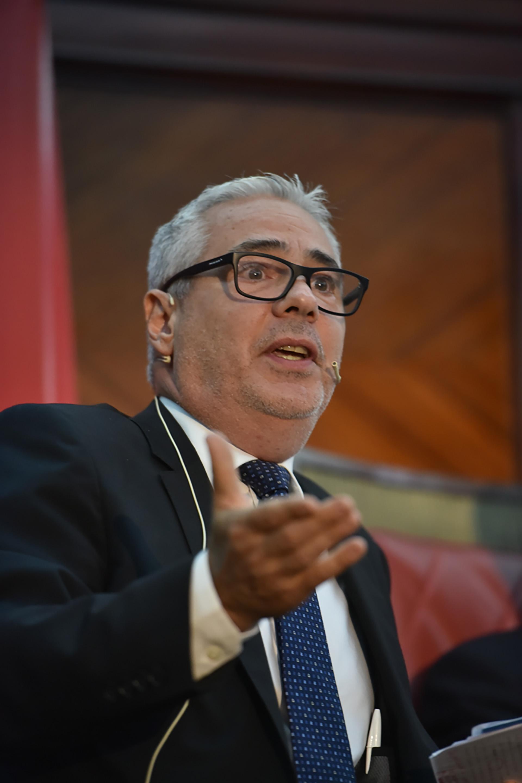 El juez federal Sergio Torres.