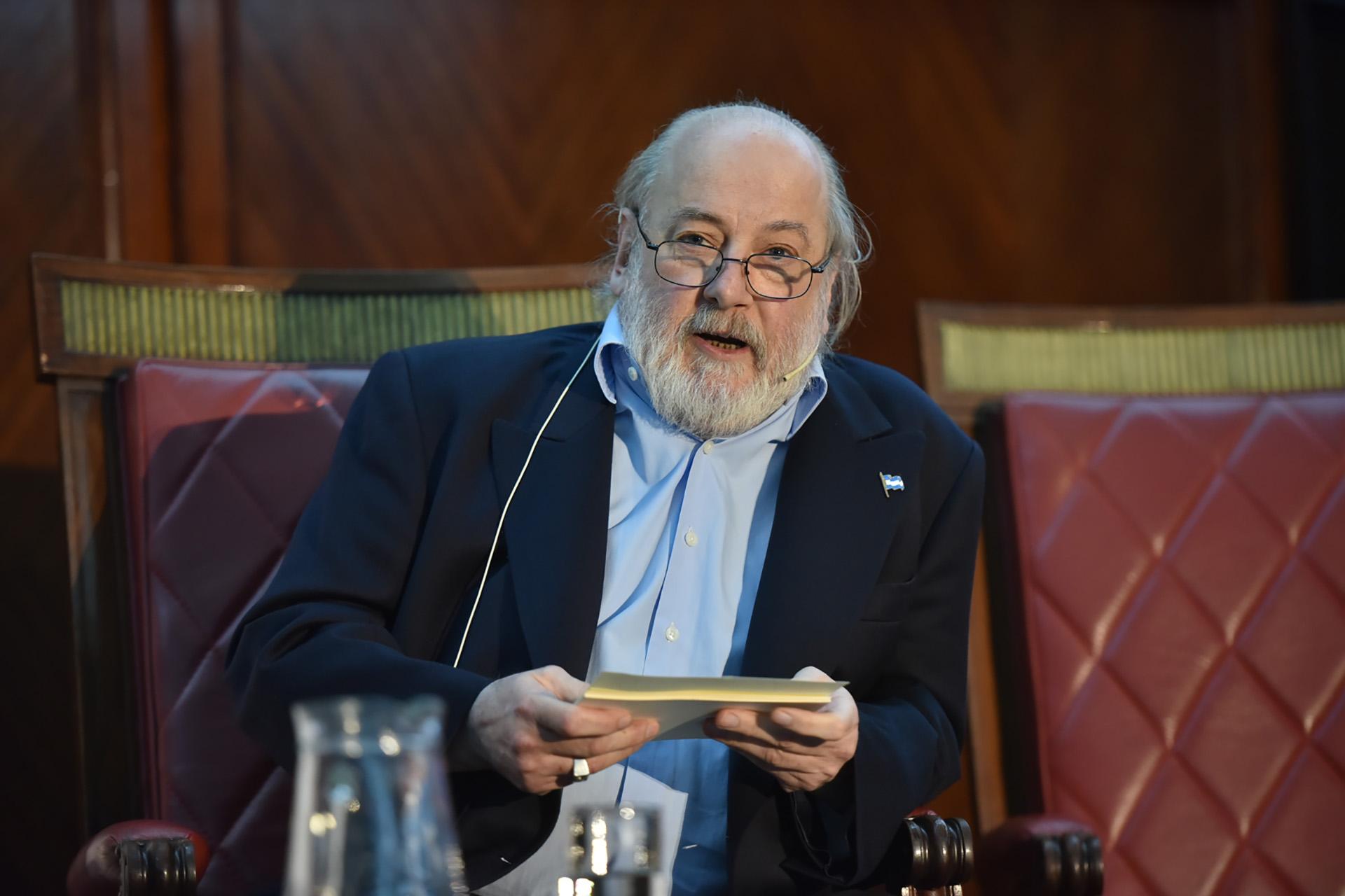 El juez federal Claudio Bonadio.