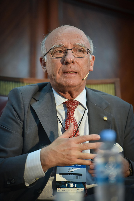 Julio Hang, director del Comité de Seguridad Internacional del Consejo Argentino para las Relaciones Internacionales.