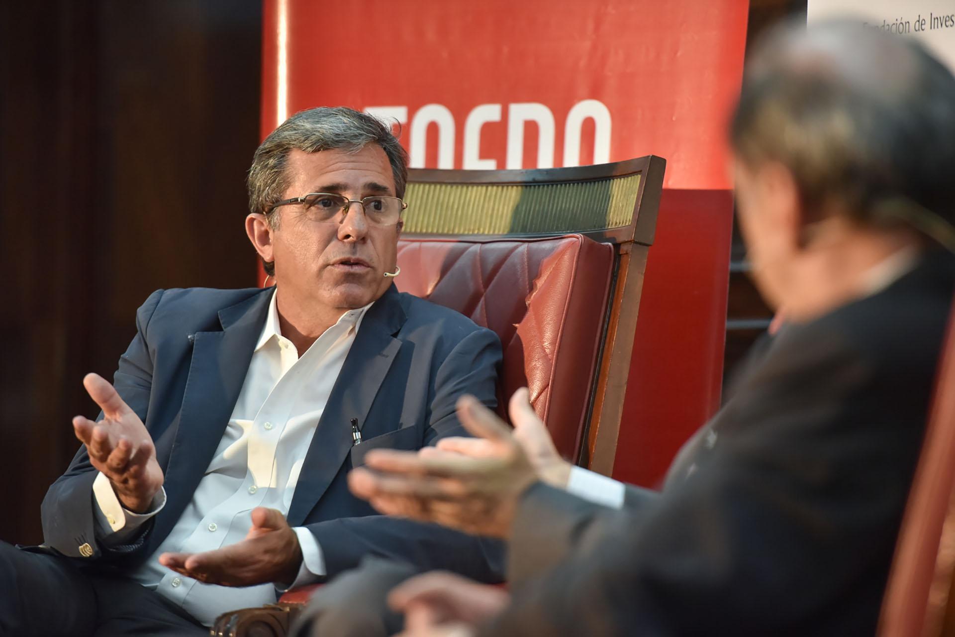El periodista Carlos Reymundo Roberts