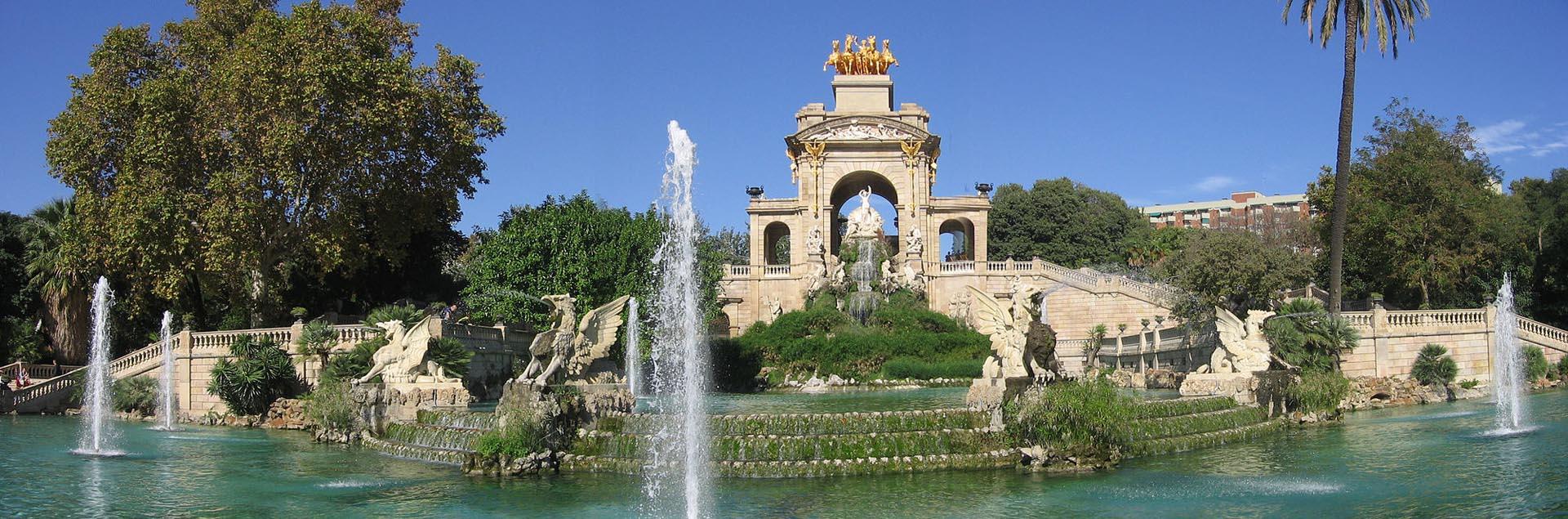 Cascada Monumental, el primer aporte de Gaudí a la arquitectura catalana